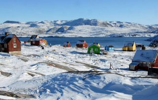 Notora in Greenland