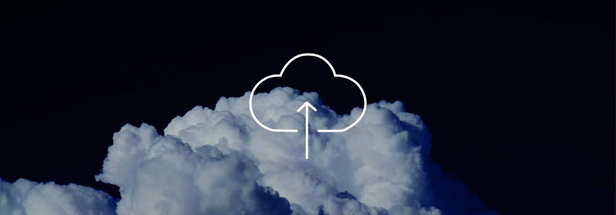 Cloud first æraen er NU