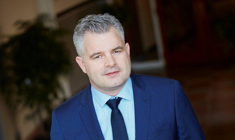 (Tonny Thorup er erhvervsdirektør i BusinessAalborg, der faciliterer Aalborg Alliancen. Foto: BusinessAalborg)