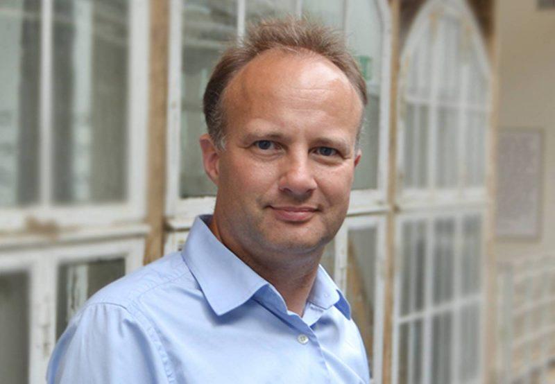 Økonomidirektør i Notora, Michael Lauridsen