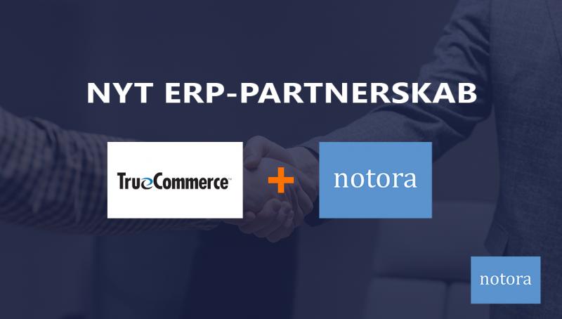 TrueCommerce partnerskab