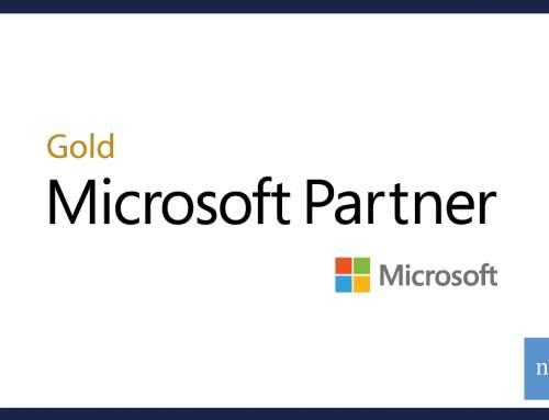 """Partnerskabet med Microsoft bevidner om høj dedikation og faglige kompetencer, som Notora har tilegnet sig gennem kvalitetsstemplet """"guldcertificeret partner""""."""