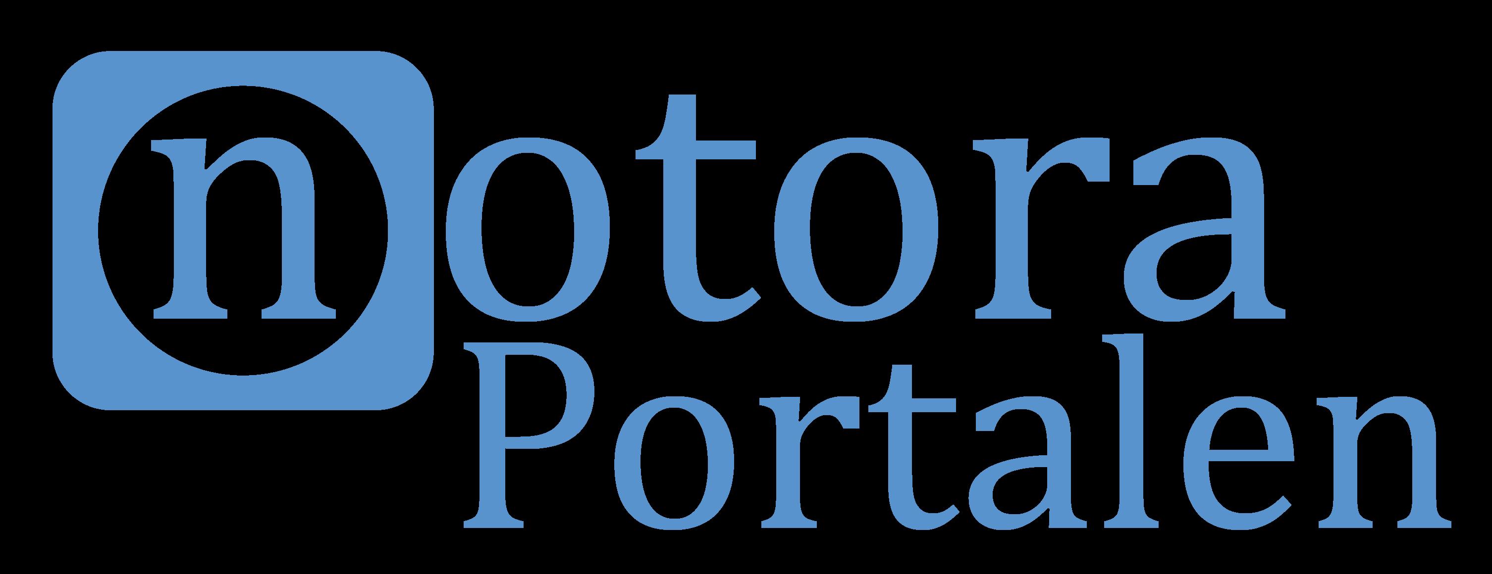 kontakt via notora portalen