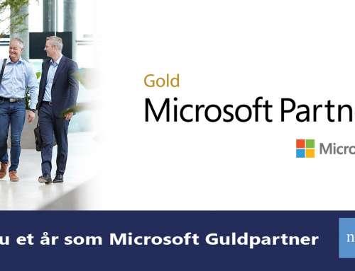 Microsoft forlænger Notoras guldpartnerskab med endnu et år