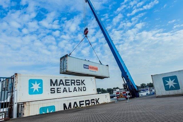 handel fragtcontainere
