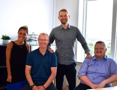 Nyt Notora-kontor I Frederikshavn øger medarbejdertrivslen og det kollegiale sammenhold