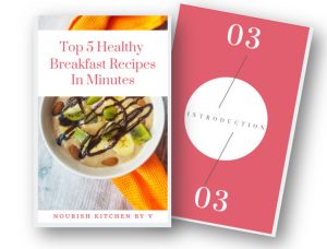 Top 5 Healthy Breakfast Recipes