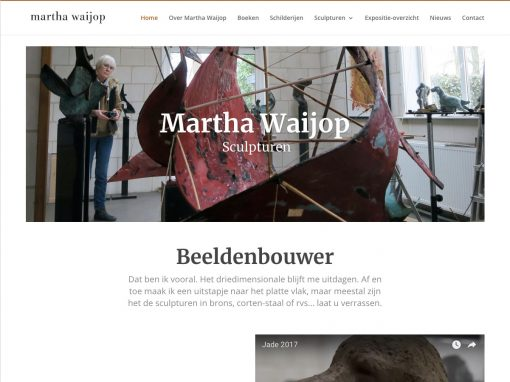 Martha Waijop Sculpturen
