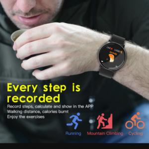 Reloj inteligente LEMFO para hombres y mujeres