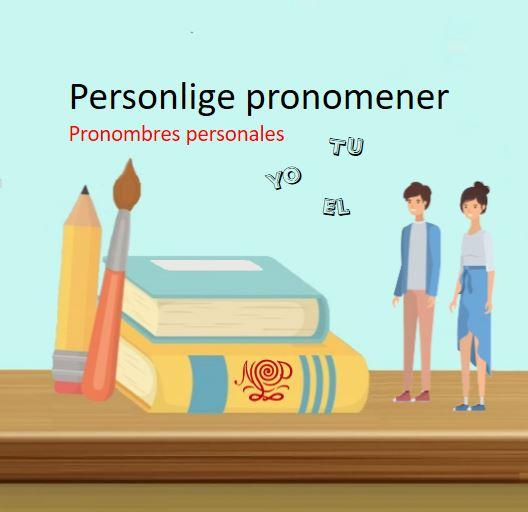 Personlige pronomener2