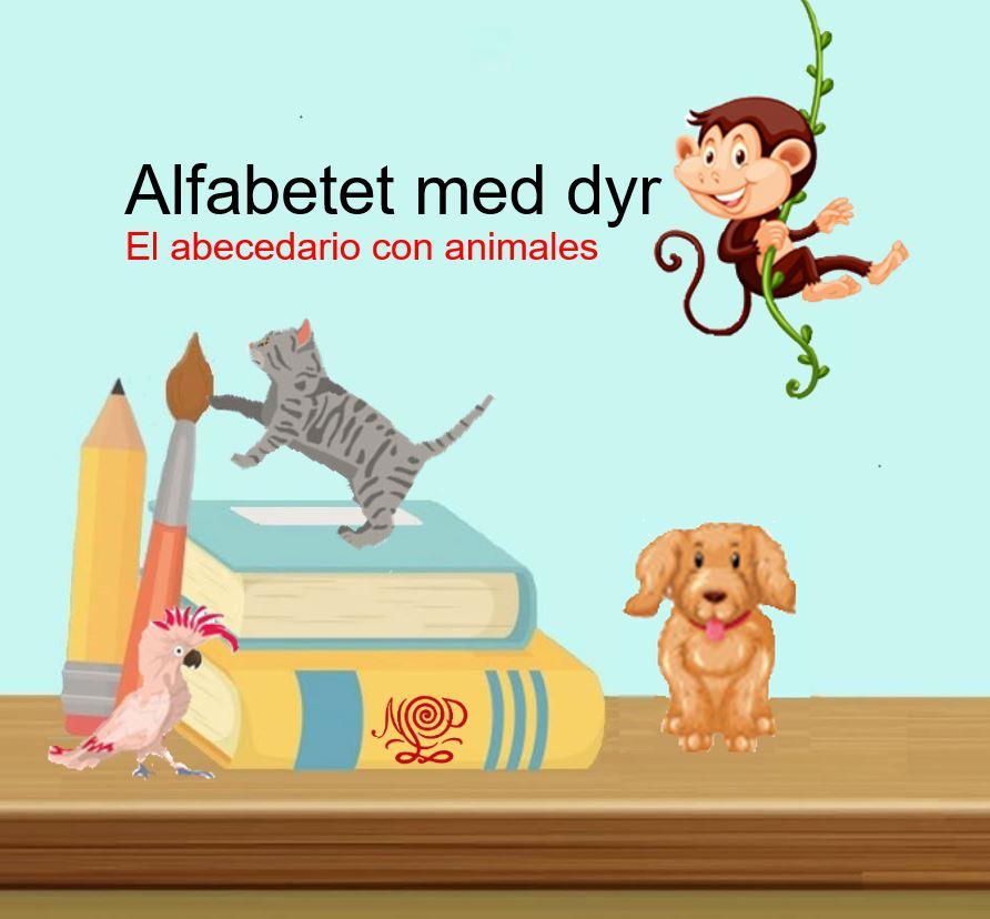 Alfabetet med dyr