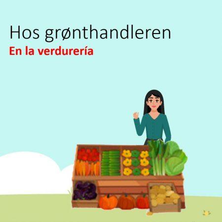 Hos grønthandleren