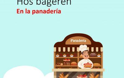 Hos bageren