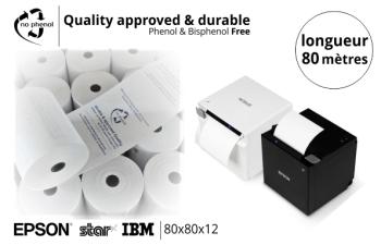 NPpaper label de Qualité | Imprimante Caisse Thermique