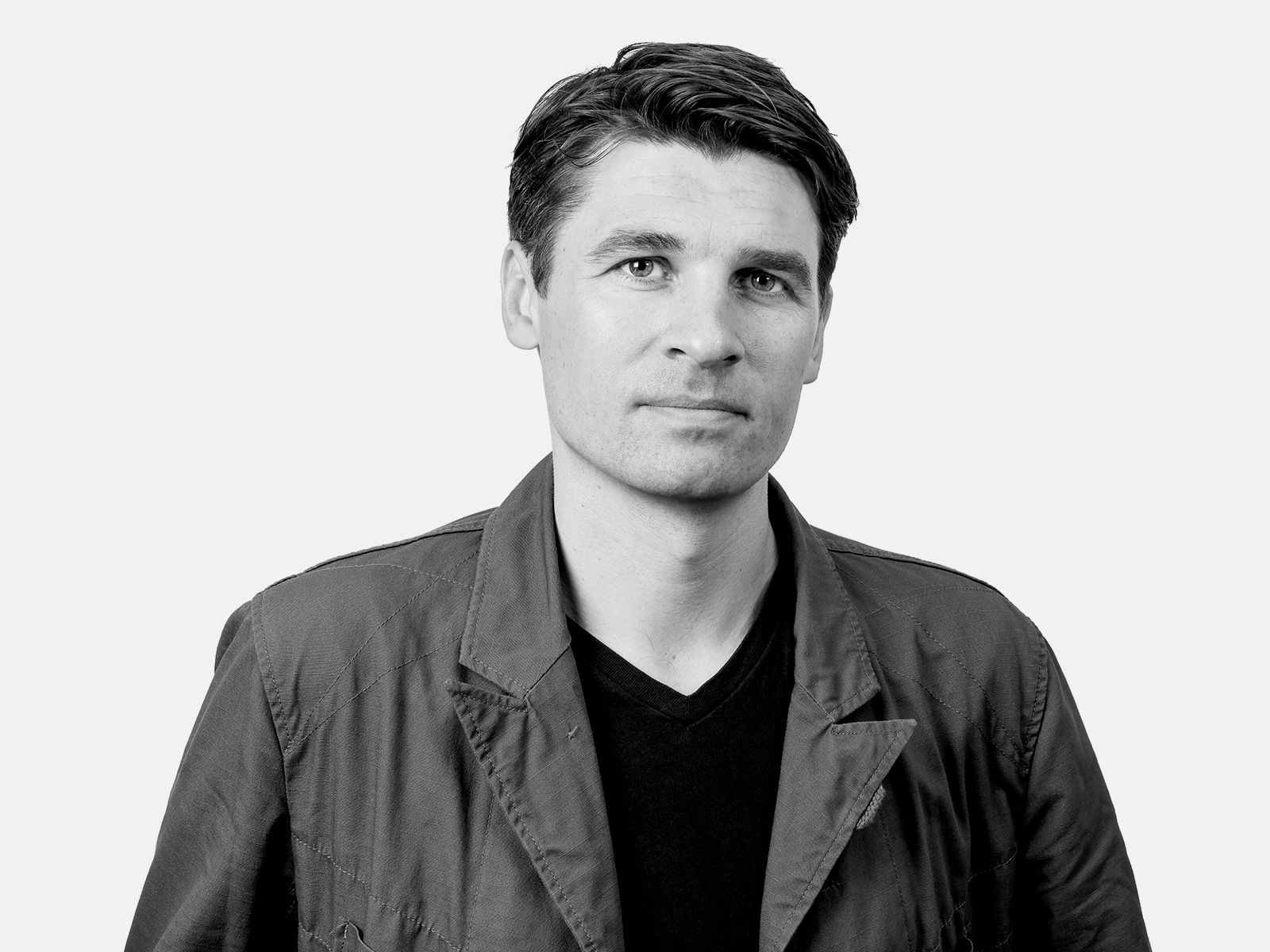 Portrait of Design Director Troels Faber
