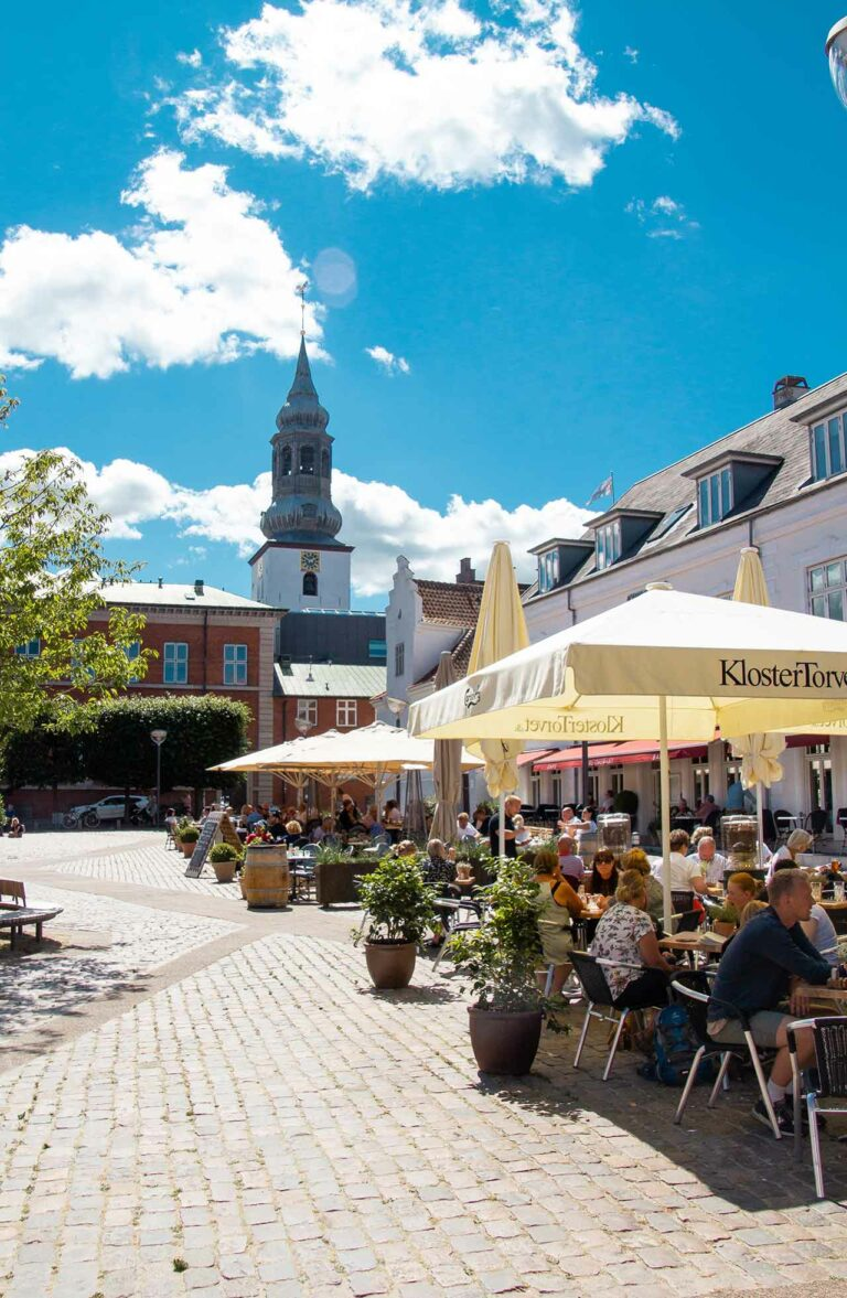 CW Obels Place in Aalborg Denmark