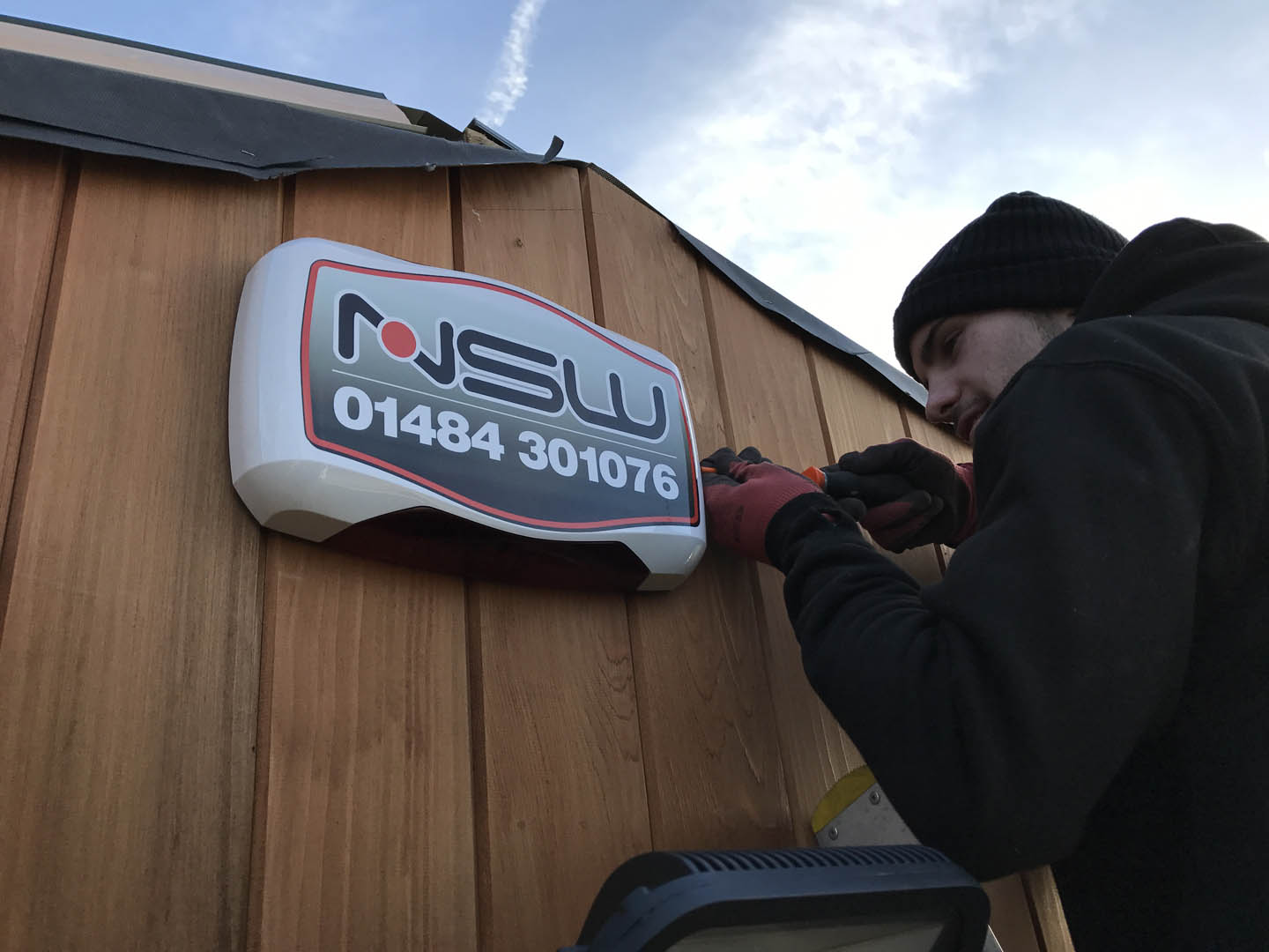 Home Security Installers Huddersfield