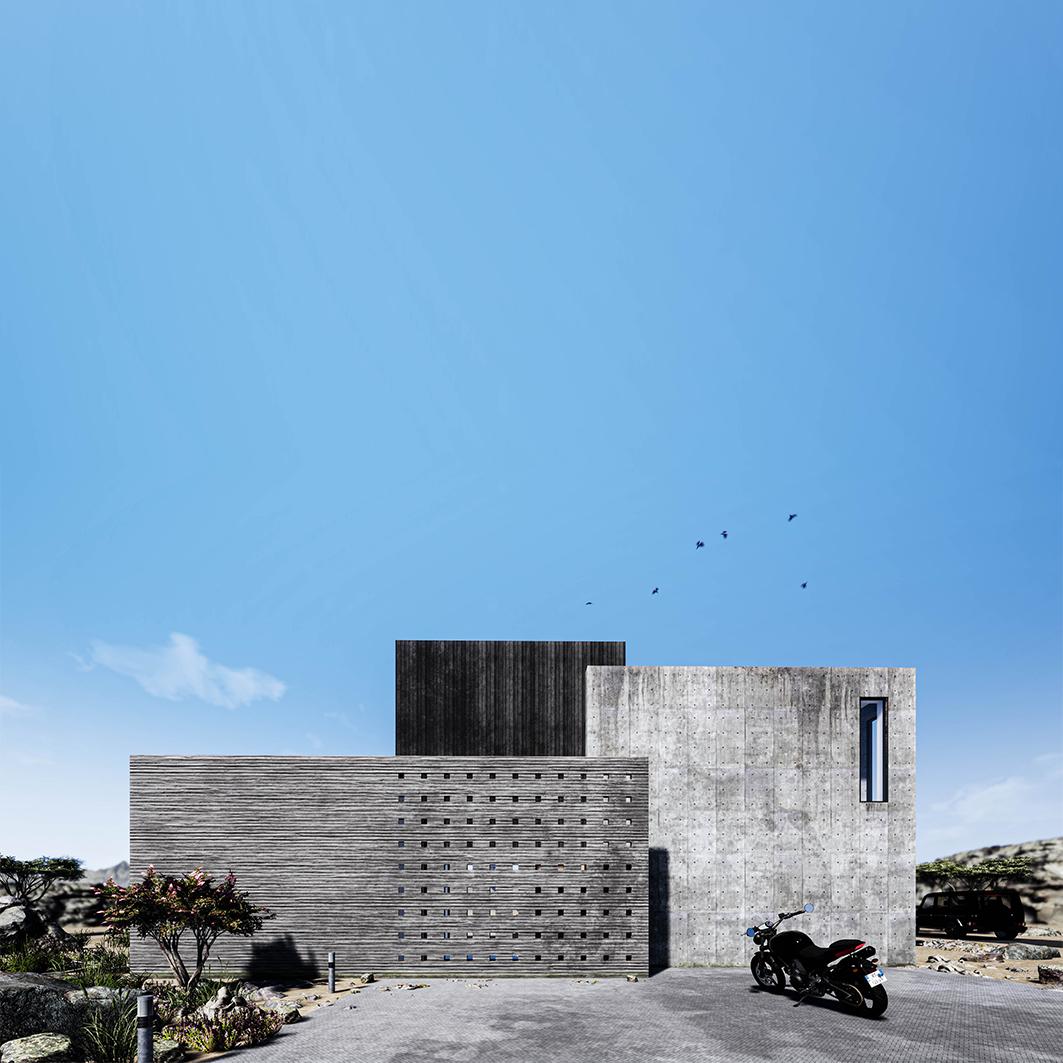 Architect Den Haag Zelfbouw Villa 5