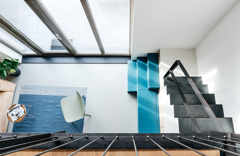 Interieur Rotterdam