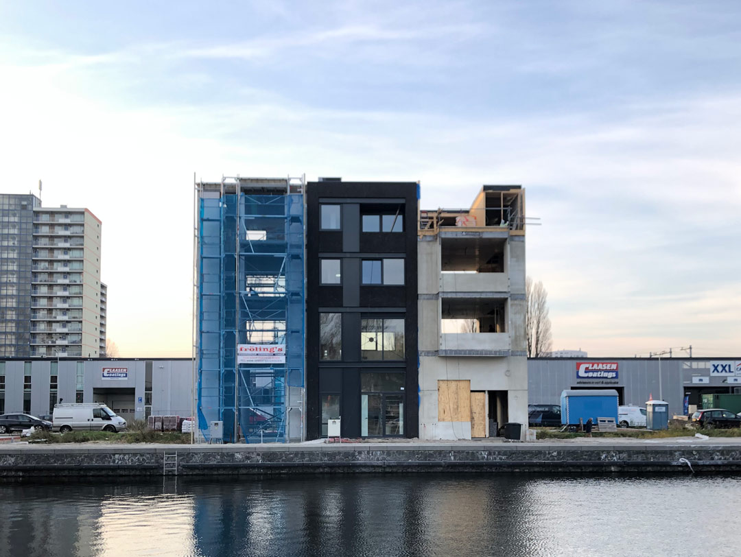 Architect Den Haag Zelfbouw Kavel Woning
