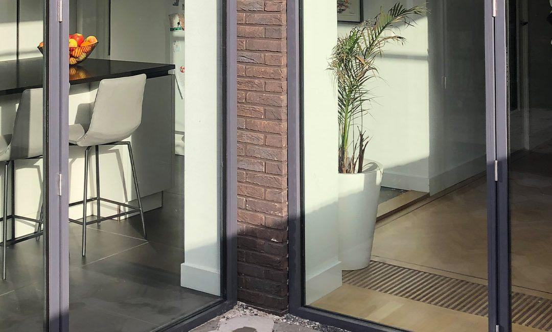 uitbouw architect Voorburg Den Haag kozijnen