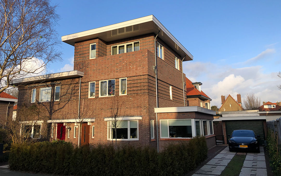 nugter-architectuur-dakopbouw den haag vogelwijk