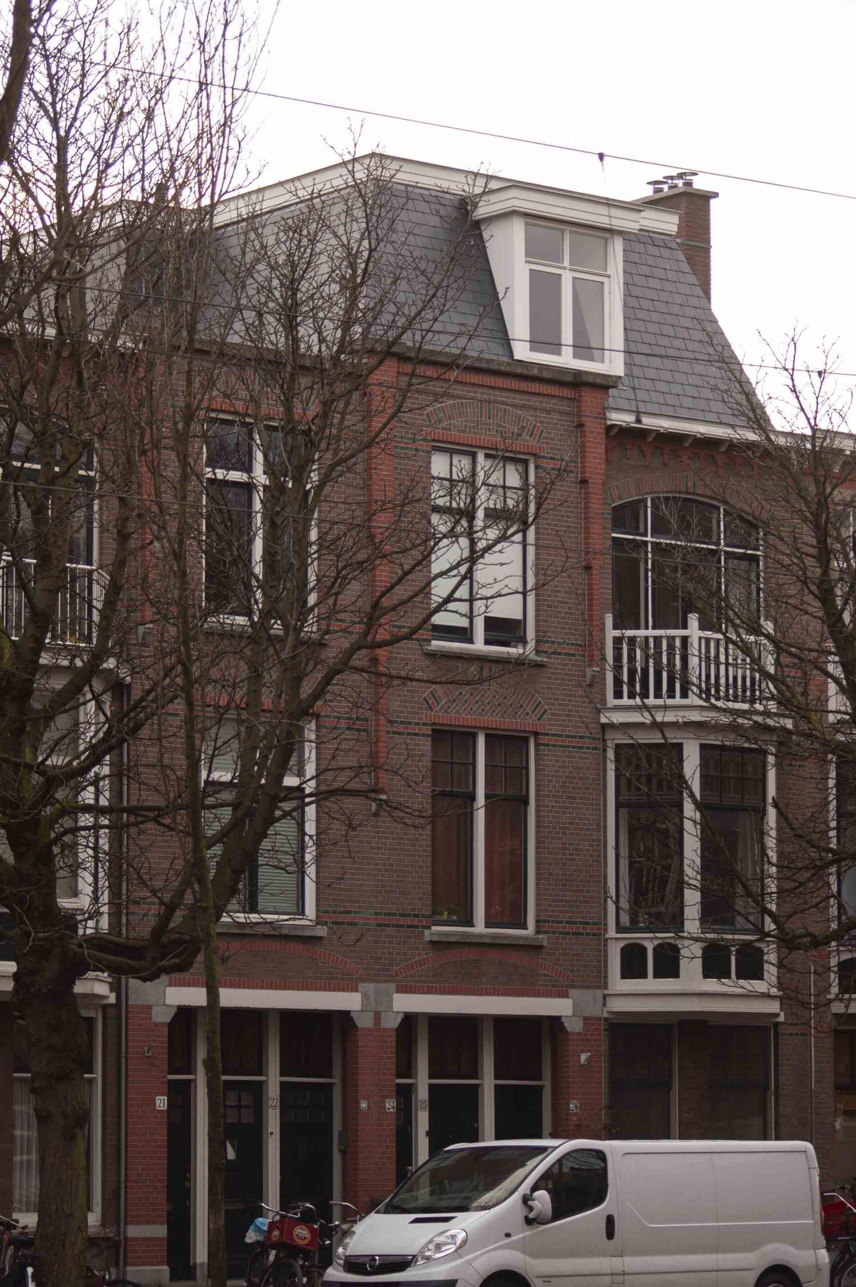 Architect Den Haag dakopbouw Den Haag
