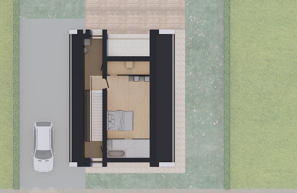 Architect Den Haag zelfbouw villa 02
