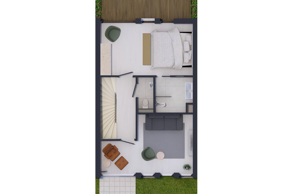 Architect Den Haag zelfbouw woning ZZP 01
