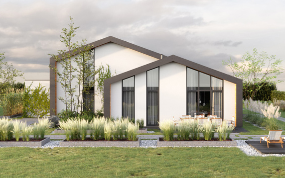 nieuwbouw villa architect Den Haag