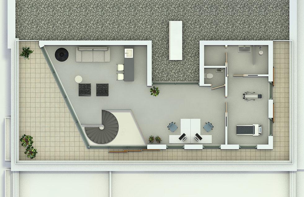 Architect Den Haag Dakopbouw