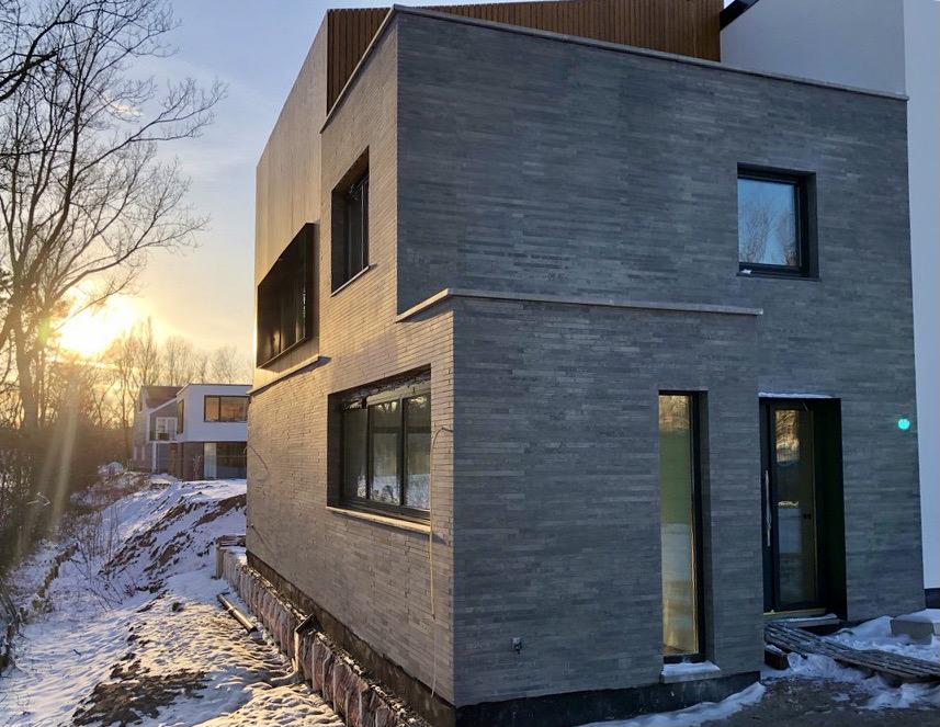 Nieuwbouw woning Architect Den Haag