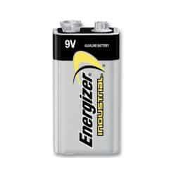 Alarm Monitor Box 9V Battery