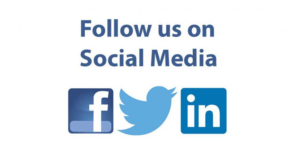 Follow us on Social Media - Nursecall Mats