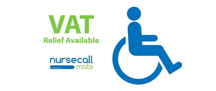 VAT Relief - Nursecall Mats