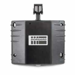 Dorgard Wireless Fire Door Retainer – Black
