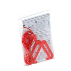 Ceiling Pull Cord Accessory Pack – Red