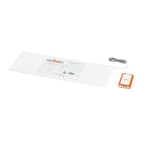 Stereo Bed Sensor Mat and Monitor