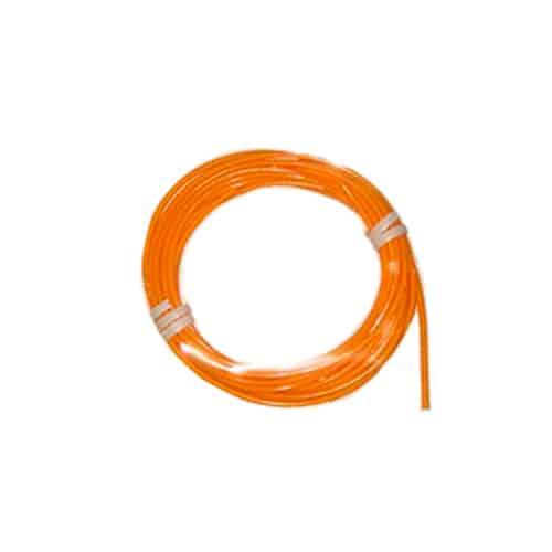 Antibacterial & Anti-Ligature Orange Pull Cord