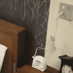 Nurse Call PIR Detect Motion Sensor – Wired