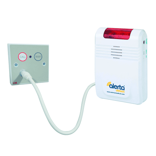Nurse Call PIR Detect Motion Sensor – Wireless Kit