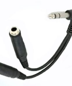 Nurse Call Angled Adaptor Splitter