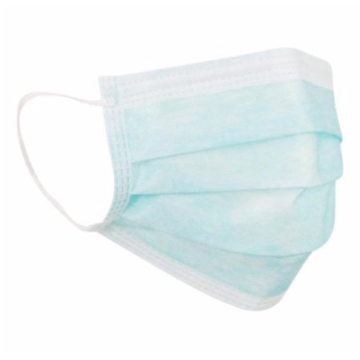 20x 50pk Fluid Resistant 3 Ply Surgical Face Mask Type IIR
