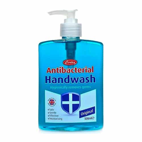 Anti Bacterial Hand Soap Pump Bottle – Single