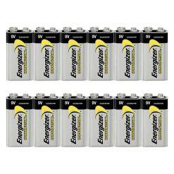 Energizer Industrial 9V Battery – 12pk