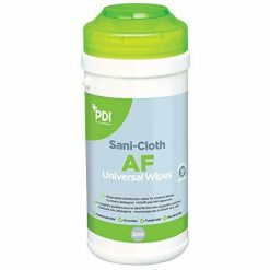 Sani-Cloth AF Universal Surface Wipes – 200pk Tub