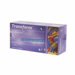 Aurelia Transform Nitrile Gloves – Powder Free – 100pk – Large