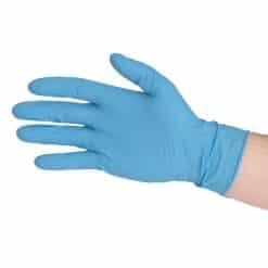 ASAP Blue Nitrile Gloves – Powder Free – 100pk – Extra Large