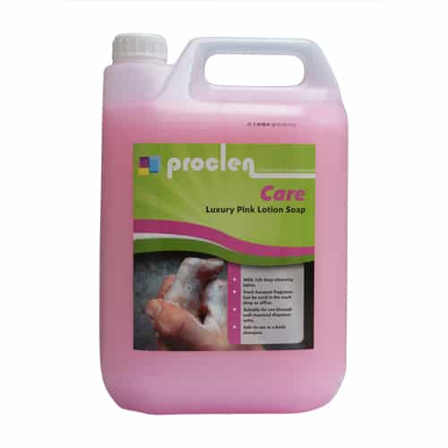 Care Luxury Pink Pearl Hand Soap – 5L