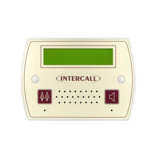 Intercall L758 Speech LCD Display